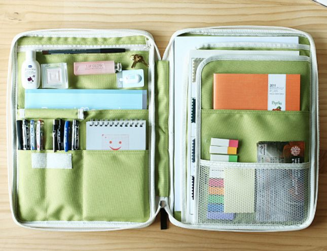 I need this... Better Together Note Pouch   30 Silly Office Supplies Guaranteed to Make You Smile via Brit + Co.