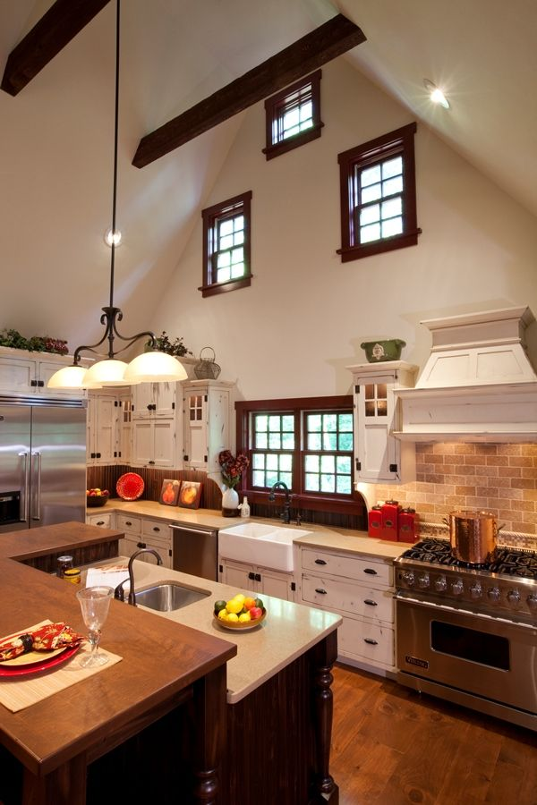Country Farmhouse Kitchen Ideas