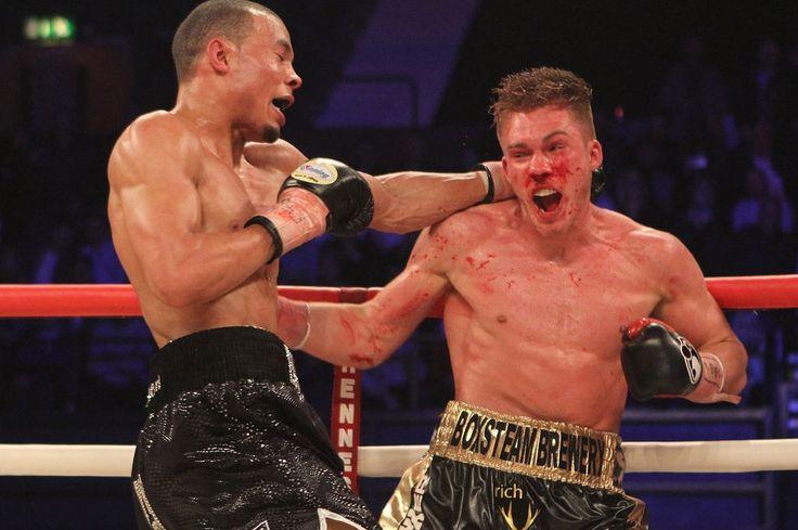 Chris Eubank Jr outlasts Nick Blackwell in Wembley war to claim...: Chris Eubank Jr outlasts Nick Blackwell in Wembley war… #ChrisEubankJr