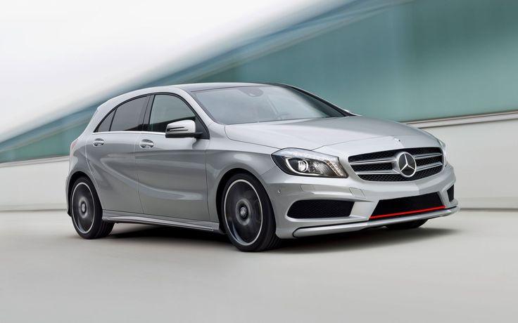 Mercedes A200 - Turbo