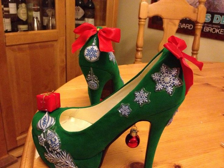 my christmas shoes