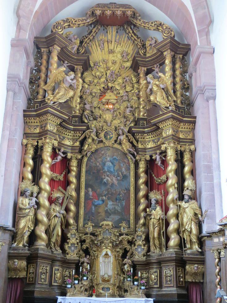 Bronnbach_Kloster_Hochaltar_Balthasar_Esterbauer_1712.jpg (3000×4000)