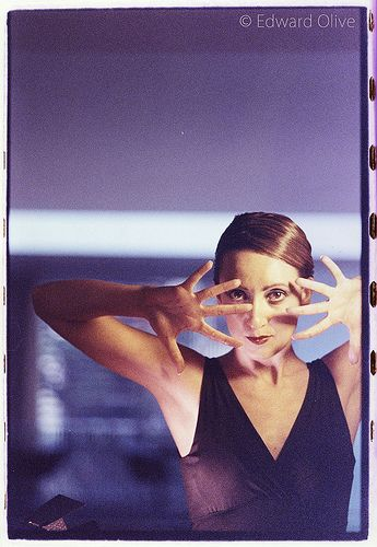 Portrait of dance teacher 2 - Retrato de profesora de baile 2 - Edward Olive photographer fotografo