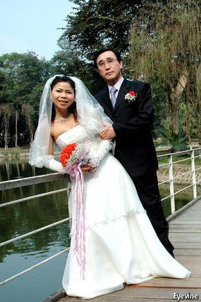 This article focuses on how it's become a necessity for Korean men (farmers and other non-urban dwellers mainly) to find a foreign bride. For a country so proud of their homogeneity, this influx of foreign brides…and mothers…may be causing some concerns about future generations. BUT in an interesting turn of events….Vietnamese brides now want to marry urban Korean men…and urban Korean men want Vietnamese wives who are more likely to fulfill traditional wifely roles.