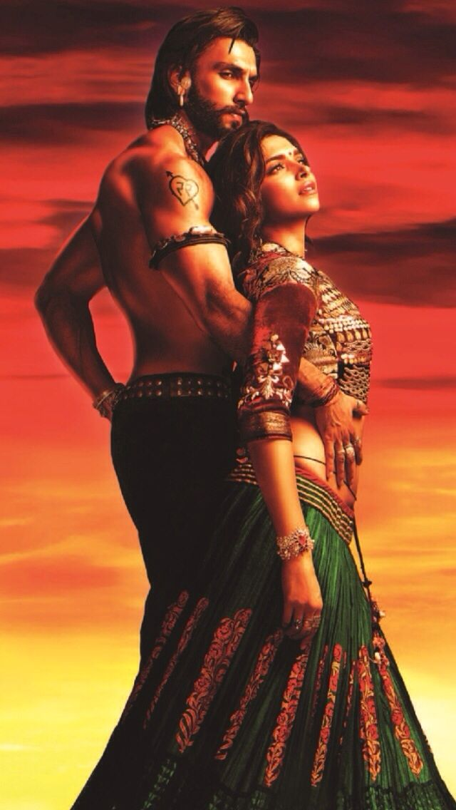 Ram leela This makes 3 huge movies for Deepika this year. YJHD, Chennai Express, and Ram Leela.  She pretty much will be the undisputed queen for a while unless Katrina's Dhoom 3 makes a mark