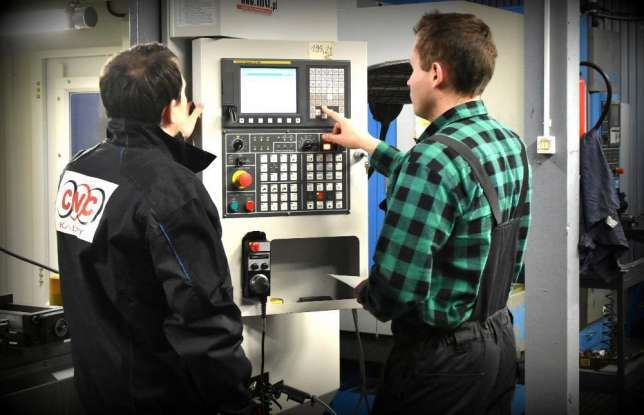 STAŻ dla naszych kursantów CNC oraz ZATRUDNIENIE Katowice. #machinelearning…
