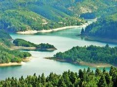 VISIT GREECE Plastira Lake, #Greece