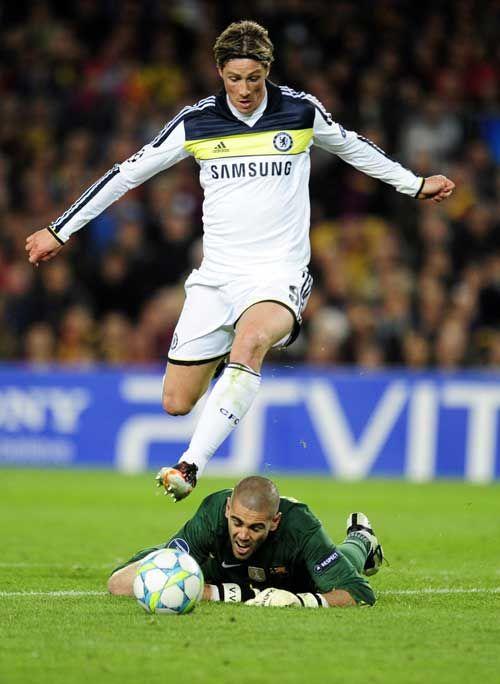 Jangan lupakan Torres, ia datang ke Spanyol untuk cetak gol!