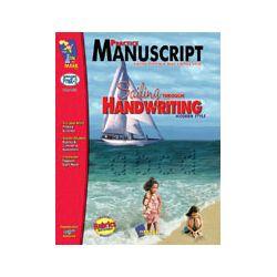Practice Manuscript - Modern Style Pre-K - 2   (eBook)