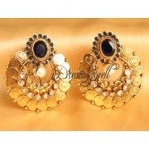 gorgeous-coin-bali-earrings-blue