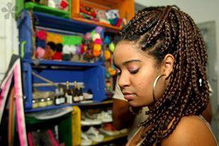 loose braids - trança Nagô