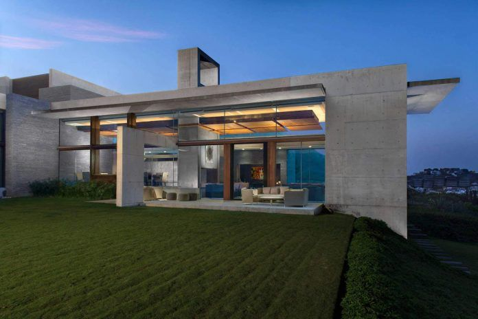 Monterrey Ultra Modern Mansion By Barber Choate + Hertlein Architects    Page 2 Of 2
