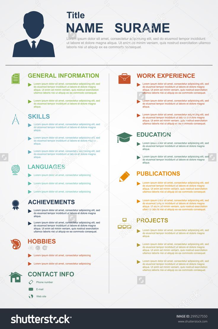 Career Builder Resume Template 7 Best Werk Images On Pinterest  Creative Resume Resume Ideas