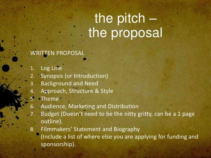 7 best Film Business Plan images on Pinterest - film business plan