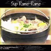 Sup Rame-Rame