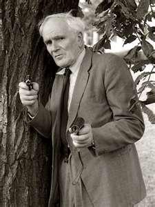 Ian Fleming, writer of James Bond