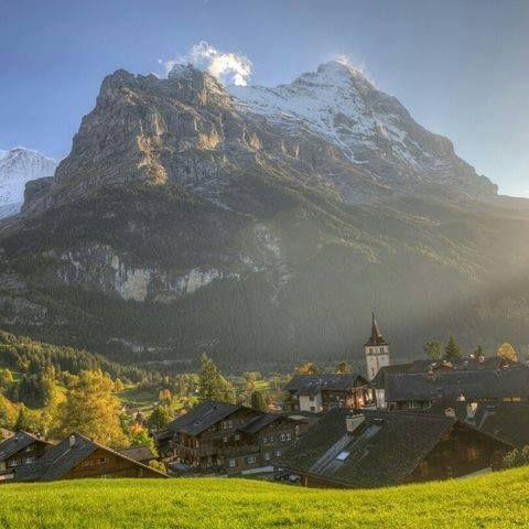 Grindelwald, Svájc