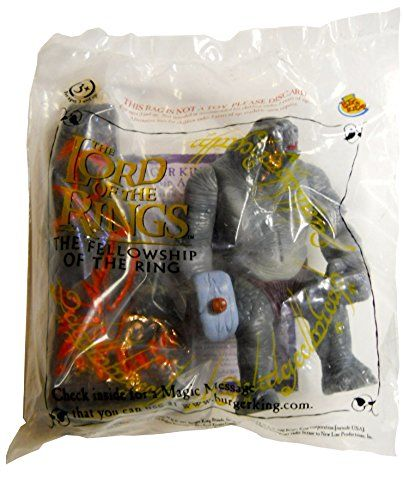 Burger King The Lord Of The Rings The Fellowship of The Ring CAVE TROLL @ niftywarehouse.com #NiftyWarehouse #LOTR #LordOfTheRings #Movies #Geek #Nerd #Books #Fantasy