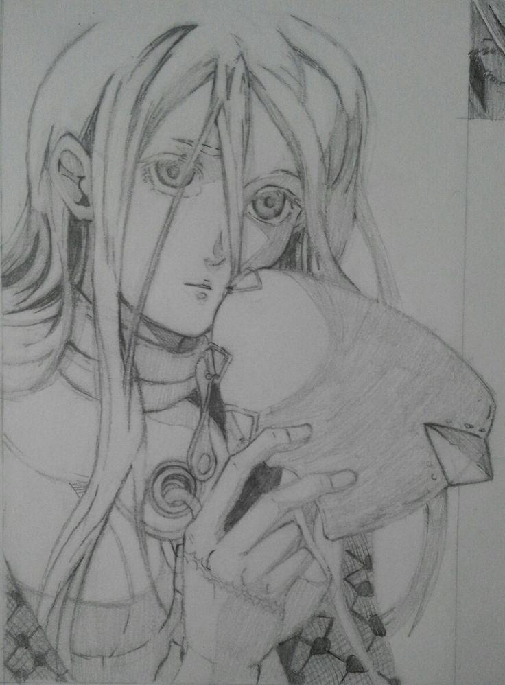 Deadman wonderland:Shiro