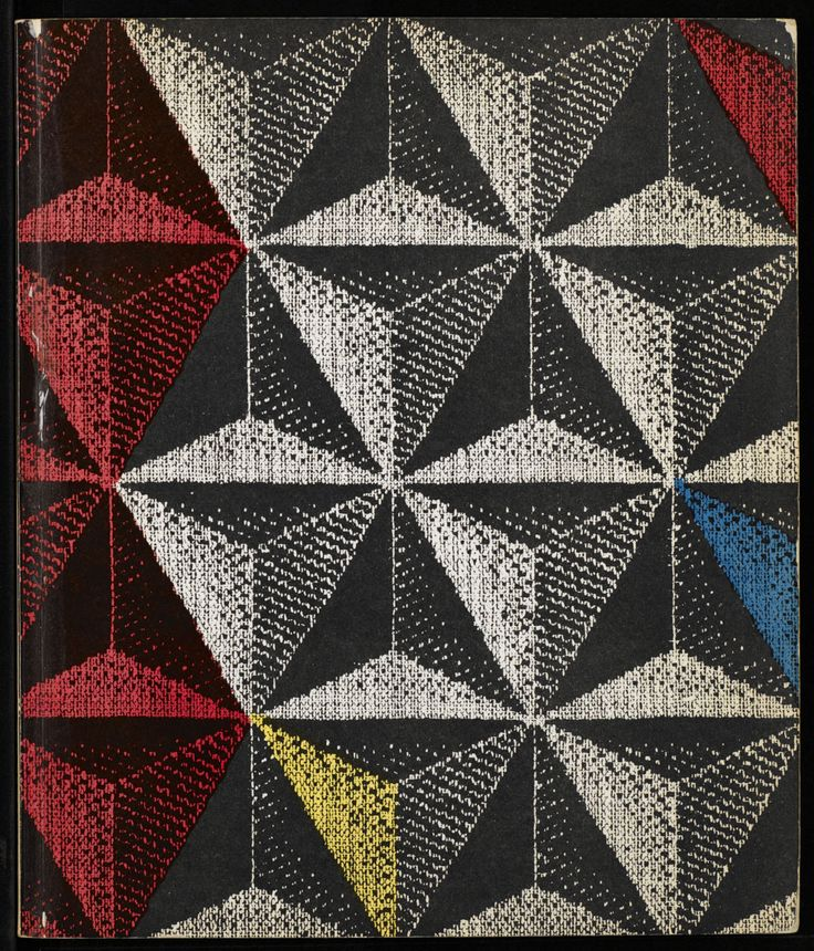 Jurriaan Schrofer / Dick Elffers, Facetten van boekdruk, 1952, Collectie NAGO - Nederlands Archief Grafisch Ontwerpers