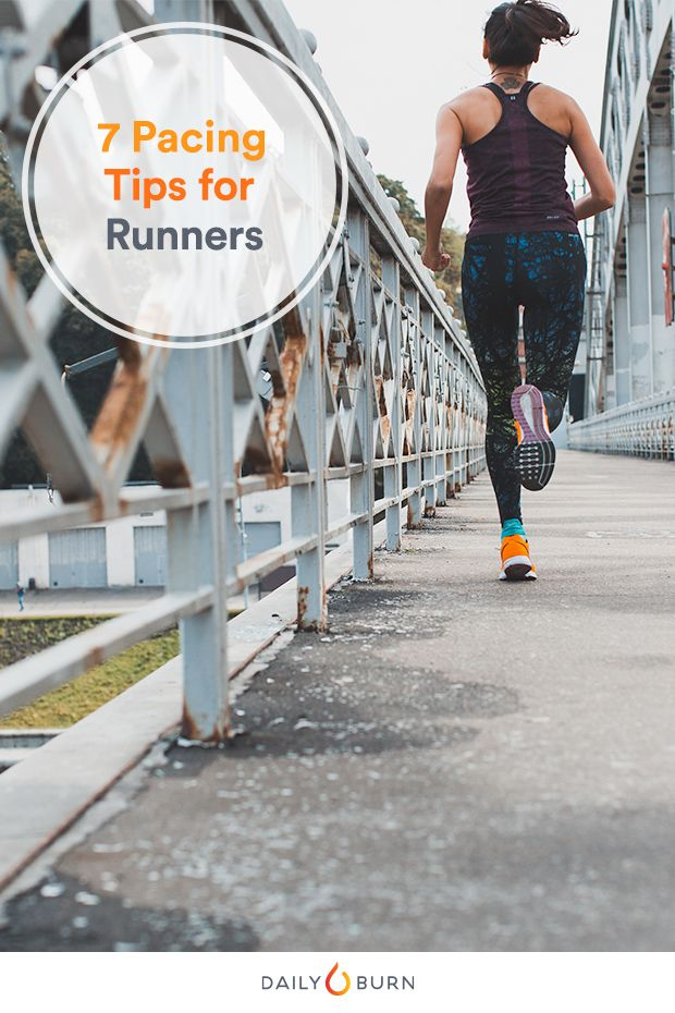 7 Expert Tips to Help Improve Your Running Pace