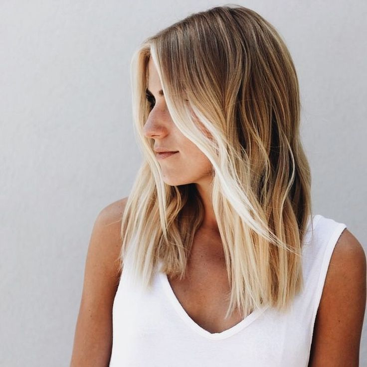 gorgeous blonde hair #haircare