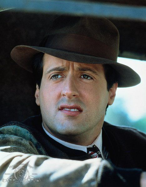 Sylvester Stallone was born Michael Sylvester Gardenzio Stallone in New York City, the elder son of Frank Stallone, Sr. Description from theapricity.com. I searched for this on bing.com/images