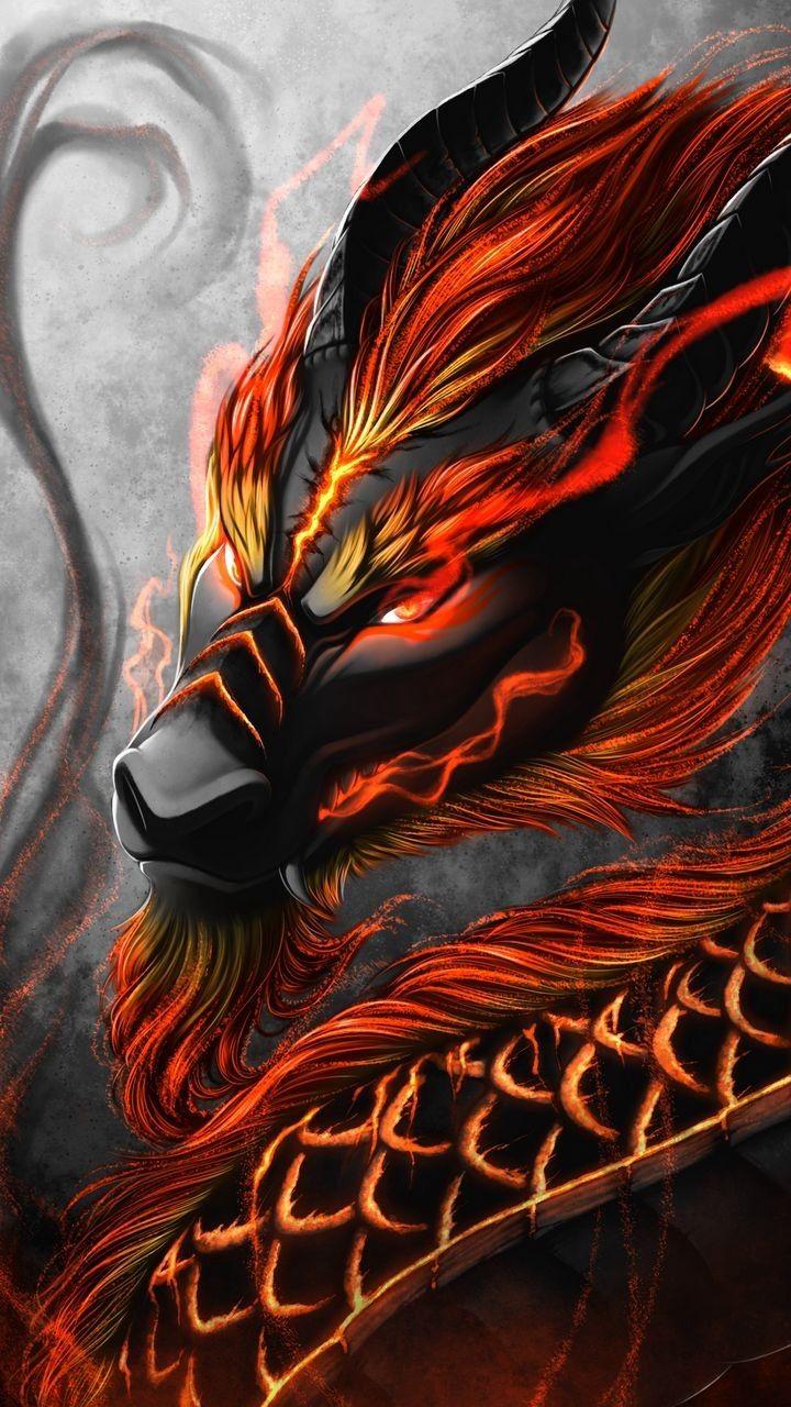 Red Dragon Dragon Artwork Fantasy Dragon Tattoo Art Dragon Artwork Live wallpaper dragon tattoo
