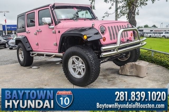 Car brand auctioned:Jeep Wrangler Sport PINK KEVLAR PAINT 2012 Jeep Wrangler Unlimited Sport Lifted Check more at http://auctioncars.online/product/car-brand-auctionedjeep-wrangler-sport-pink-kevlar-paint-2012-jeep-wrangler-unlimited-sport-lifted/