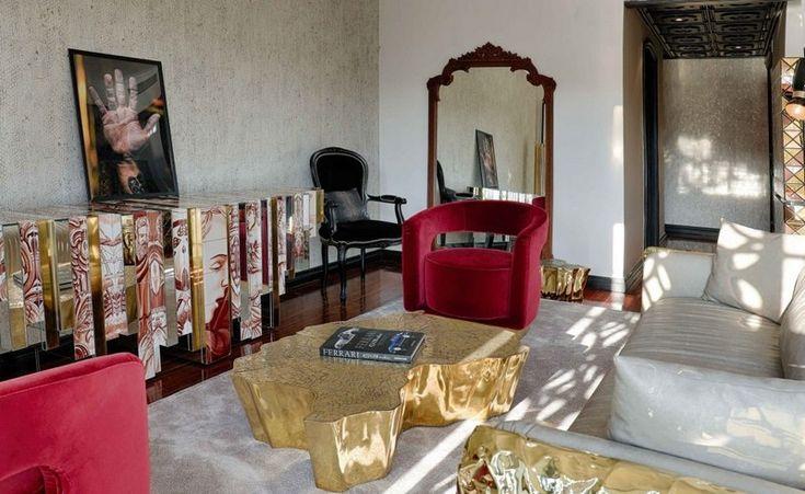 A Stunning Luxury Suite by Boca do Lobo #BocadoLobo #Bedroom #MasterBedroom #Design #LuxuryDesign #Luxury #Covet #ProductDesign http://mydesignagenda.com/stunning-luxury-suite-boca-lobo/