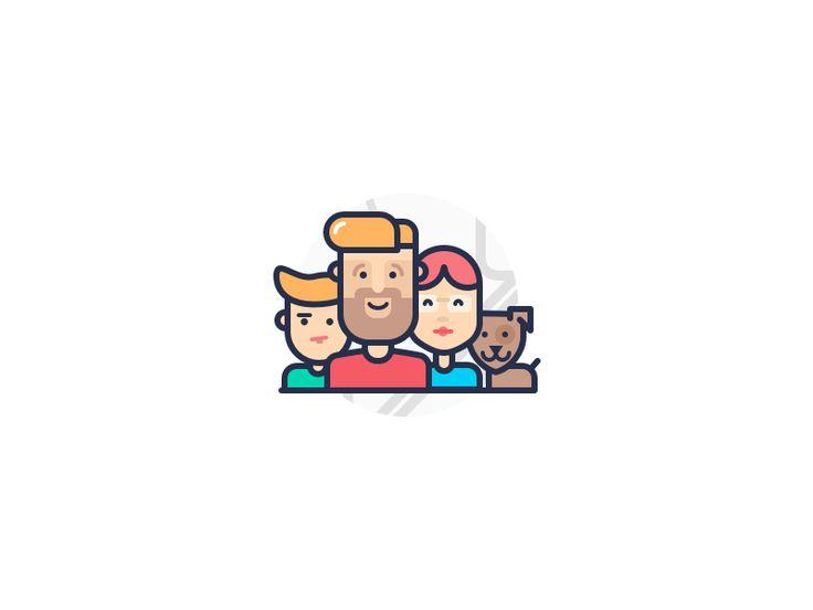 Family Illu