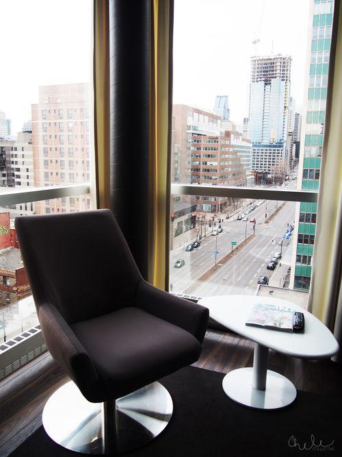 Hotel Zero 1 - View - Montreal #TheHotelLife