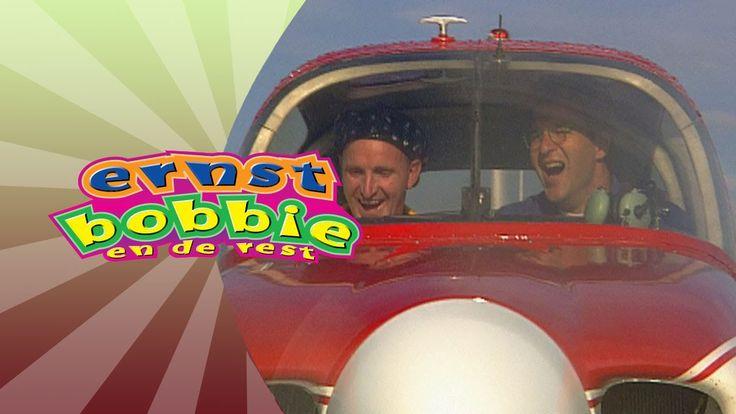 Liedjes met Ernst en Bobbie - Van vliegen word je blij!