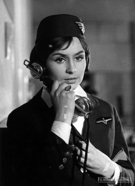 Another Polish movie beauty from the 60's - Joanna Jędryka