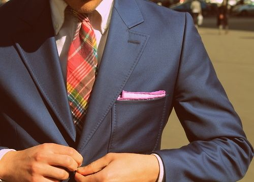 MenStyle1- I love the colors-not a fan of this particular suit, though.