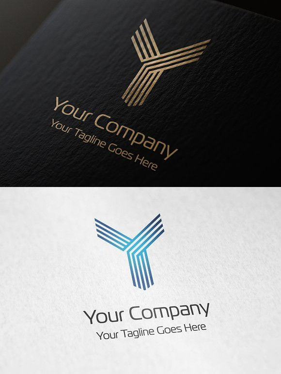 Letter Y Logo Company Logo Design Luxury Logo Design Lettering