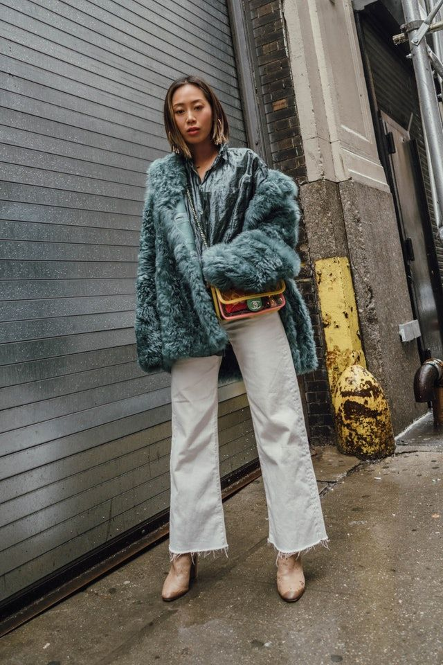 e2dda7238b88 11 White Denim Outfits You Need to Try This Winter in 2019 | fashion ...