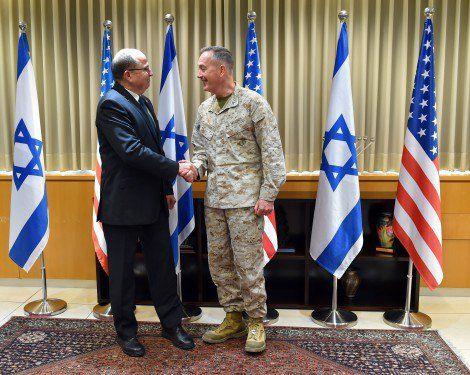 Altos mandos militares de EEUU e Israel se reúnen en Tel Aviv - http://diariojudio.com/noticias/altos-mandos-militares-de-eeuu-e-israel-se-reunen-en-tel-aviv/161617/