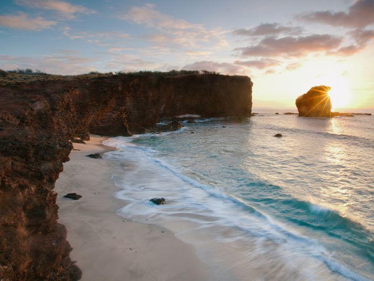 Lanai, Hawaii, Polynésie