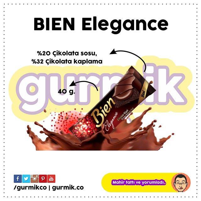 Şimşek'in #Browni Intense benzeri keki: Bien #Elegance… Anladığım kadarıyla üstündeki kakao sos, gerçek çikolata değil. Keki istediğim kıvamda ağızda da dağılmıyor. Şimşek'i vasatlıkta 4'te 3 yaparak...