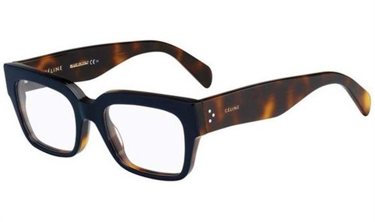 Celine Bicolor CL 41352 - Céline - Designer Glasses - Designer Glasses Boutique…