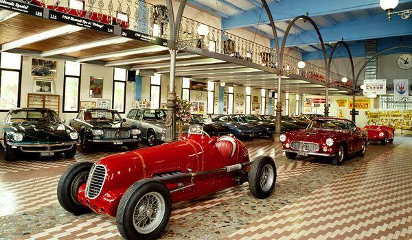 The Museum Panini