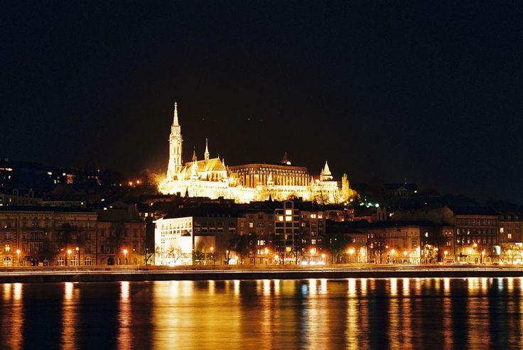 Budapest a Capodanno.