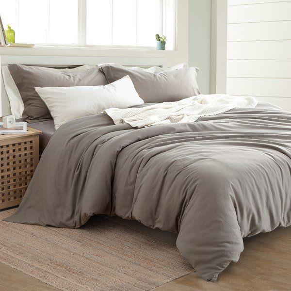 You'll love the Rebeca 3 Piece Reversible Duvet Set at Wayfair - Great Deals on all Bed & Bath products with Free Shipping on most stuff, even the big stuff.