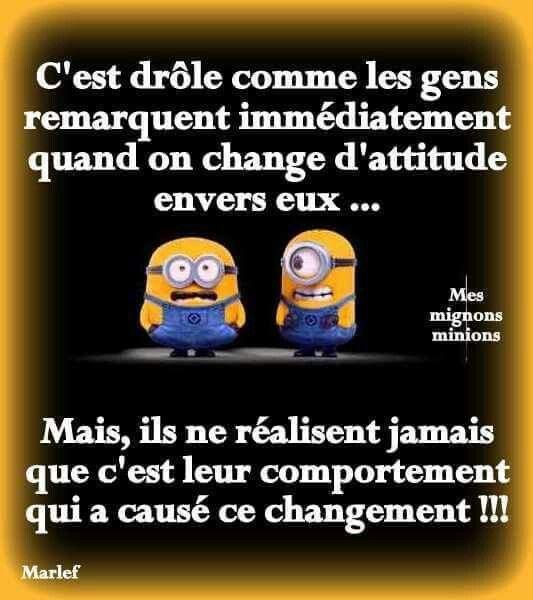 L'attitude... ...