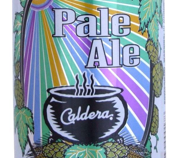 Caldera Pale Ale 355ml Can in New Zealand - http://www.frenchbeer.co.nz/beer-from-france-in-nz/caldera-pale-ale-355ml-can-in-new-zealand/ #French #Beer #nzbeer