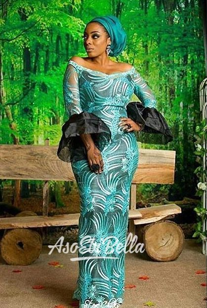 AsoEbiBella.com presents – The Latest Aso Ebi Styles -Vol. 202 - BellaNaija