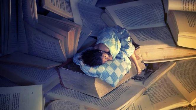 Мне вечер – книга. Переплета сверкает пурпур дорогой; его застежек позолоту неспешной разомкну рукой. Читаю первую страницу, счастливый в сладкой тишине, затем к другой хочу склониться, и вот уж третья снится мне.                                    Райнер Мария Рильке