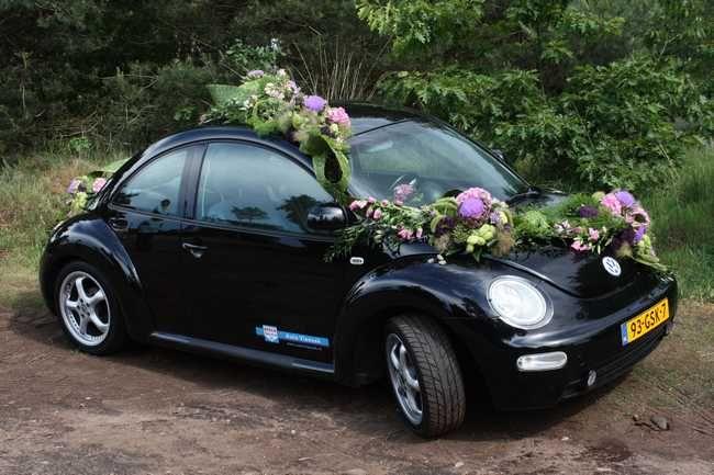 autoversiering kever bruiloft - Google zoeken