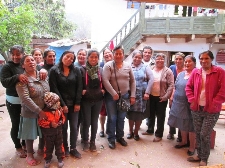 Quest Coffee Roasters supports Virgencita Del Carmen De Huycho Group from Peru through Kiva.
